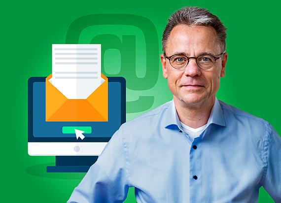 Hoe handel je e-mail het beste af?